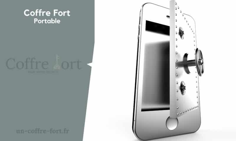 Pourquoi un coffre fort portable ?